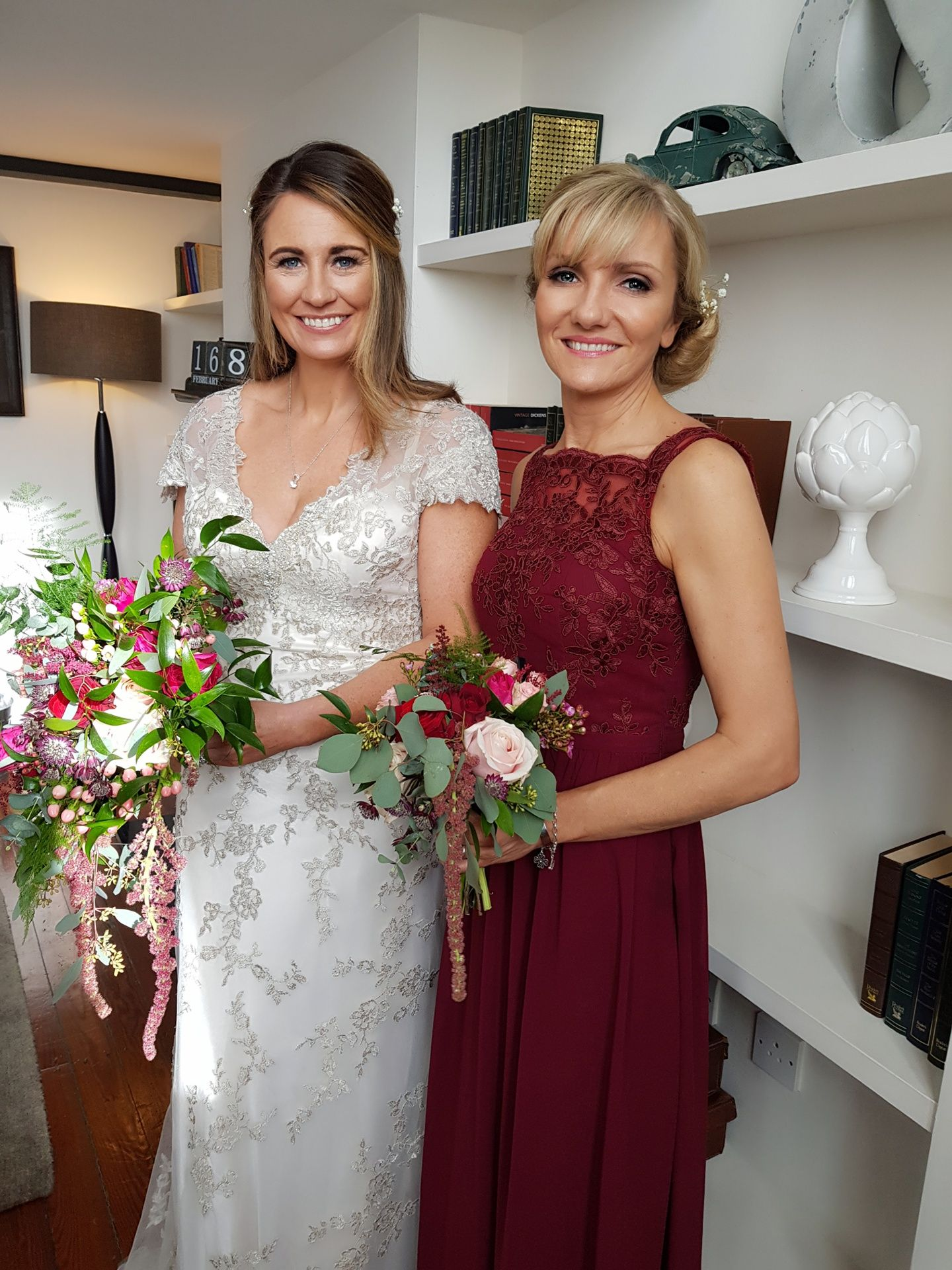 Great John Street Hotel, Manchester, wedding, bride, mature bride, bridesmaid, natural makeup, makeup artist, Manchester makeup artist, Manchester mua, bridal makeup, bridesmaid nmakeup
