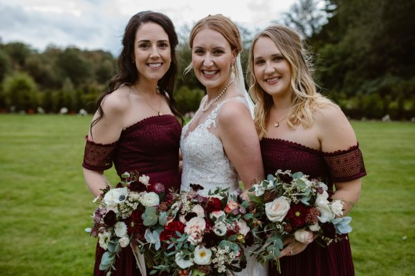 bride, bridesmaids, Keswick, Cumbria, bridal makeup, bridesmaid makeup, mua, makeup artist, Cumbria wedding, Lake District Wedding, Cumbrian makeup artist, Keswick wedding, bridal makeup